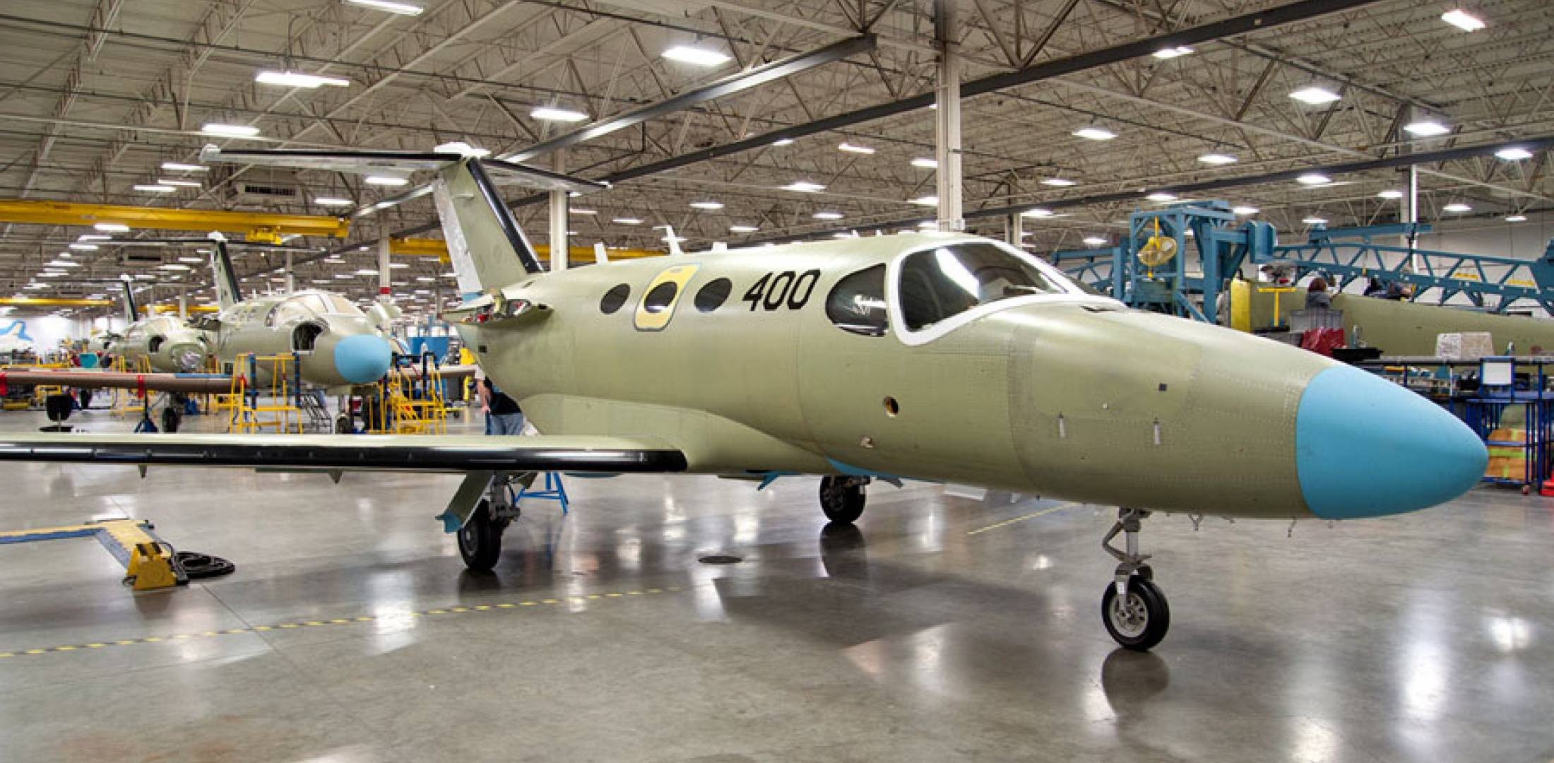 Cessna, Bell Provide Lift for Textron's Wings