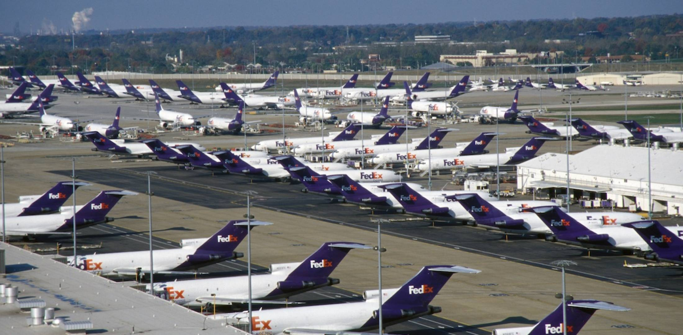 FedEx Retires More Jets As Cargo Markets Stagnate  Air Transport News Aviat