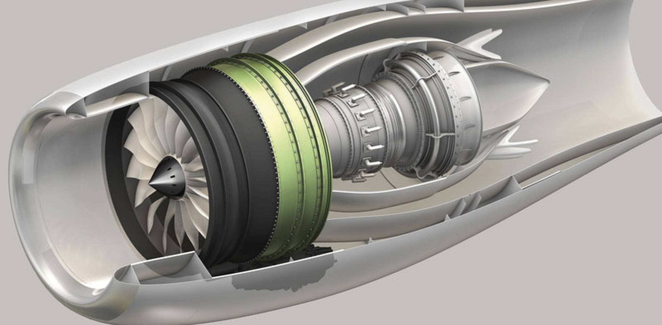 GE Passport turbofan