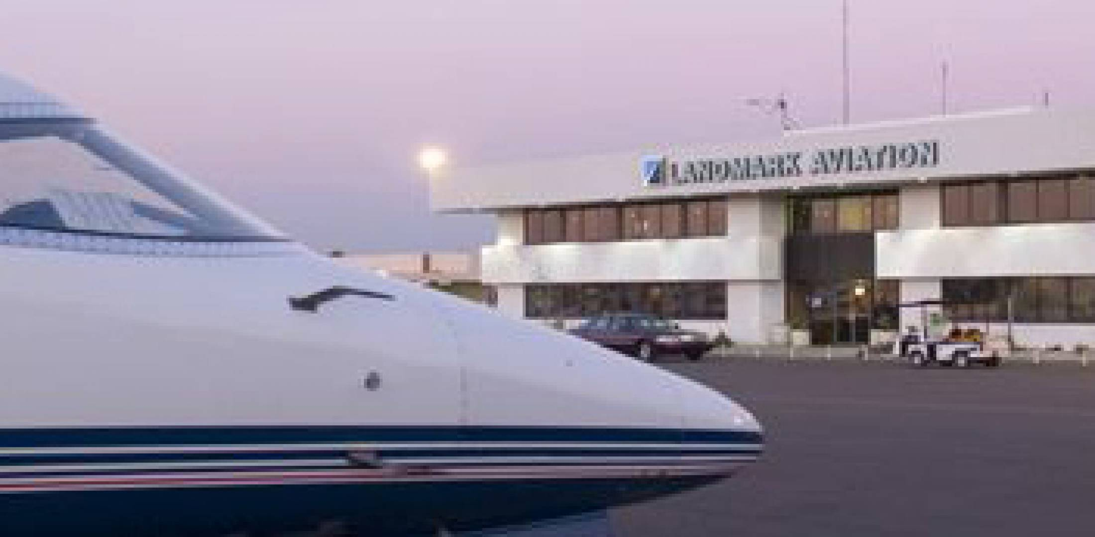 Landmark Aviation is now an authorized service facility for the Pilatus PC-12.