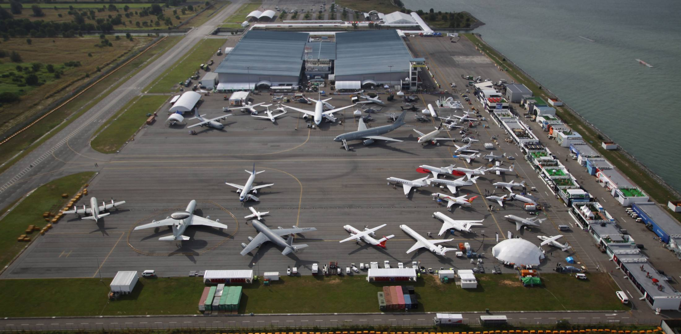 The 2012 Singapore Airshow runs from February 14-19
