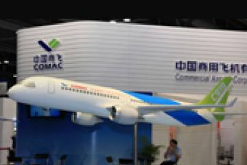 GE Aviation's collaboration with China's Avic would initially support the ele...