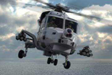 The UK has purchased 1,000 Thales lightweight multirole missiles for the Lynx...