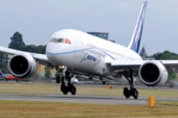 The World Trade Organization has ruled that Boeing's new 787 airliner has ben...