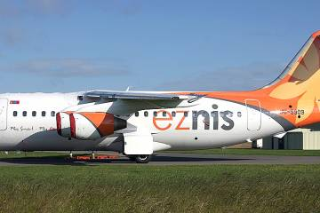 Eznis Airways of Mongolia acquired two RJ85s earlier this year from BAE. Sinc...