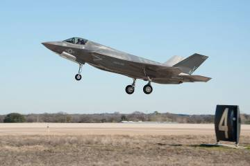 F-35B delivery