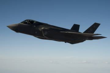 Japan selected the F-35 as its new fighter and has been promised delivery in 201