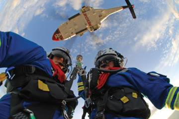 SAR operators have expressed interest in more standarized training to enhance their operations.