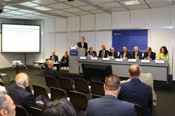 forum at the EBACE