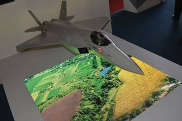India is developing an advanced multi-role combat aircraft despite its involvement in the fifth-generation fighter program.
