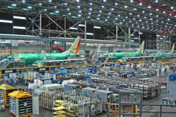 By the end of this quarter Boeing expects to decide on whether or not to incr...