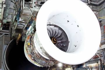 """With the Trent 1000 Package C upgrade, Rolls-Royce aims to offer 76,000 pounds of thrust """"with margin"""" to meet Boeing 787-9 power requirements and provide increased performance for the 787-10X."""