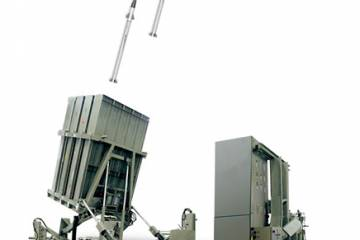 Raytheon will market the Rafael Iron Dome mobile air defense system in the U.