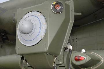 Northrop Grumman advanced warning sensor (ATW) will replace current missile w