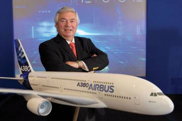 John Leahy, Airbus chief operating officer