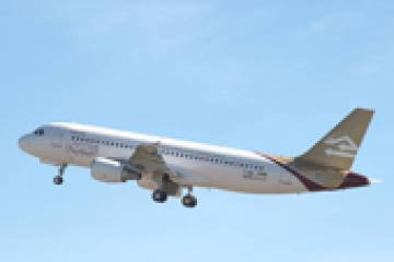 Libyan Airlines grounded its A320s and the rest of its fleet in late March as...