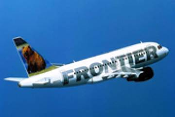 Republic Airways' Frontier subsidiary plans to remove its last four Airbus A3...
