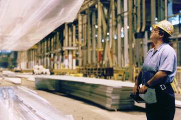 Rising demand for aluminum in the aerospace sector has boosted suppliers such...