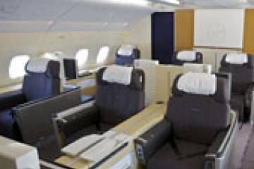 Lufthansa has selected CTT's Cair cabin humidification system to keep its fir...