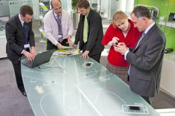 Thales has opened a new Connectivity Suite to involve its airline clients in ...