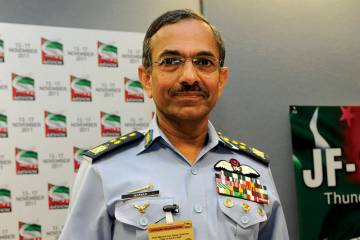 Air Chief Marshall Rao Qamar Suleiman