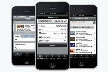 Avinode iPhone and iPad apps