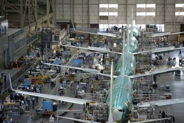 Will 737 final assembly stay in the state of Washington?