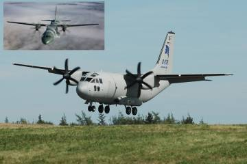 C-27J and C-295