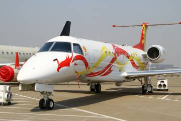 Embraer Inks Aircraft Financing MoU with China's ICBC