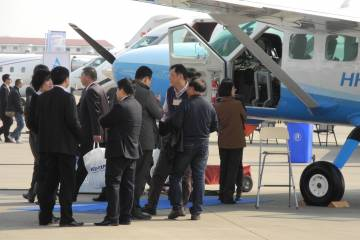 Cessna Grand Caravan at Abace 2012