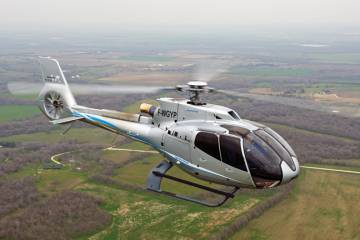 Las Vegas air-tour operator Maverick Helicopters was one of several EC130B4 operators to work with Eurocopter on the design of the T2. The company currently operates one model of its firm order for 10 copies.