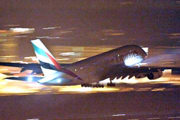 By the end of 2010, Emirates expects to have taken delivery of 15 A380s out o...