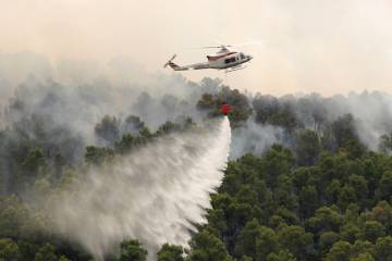 Insurance premiums for helicopters continue to remain at low levels, even for more riskier operations such as firefighting.