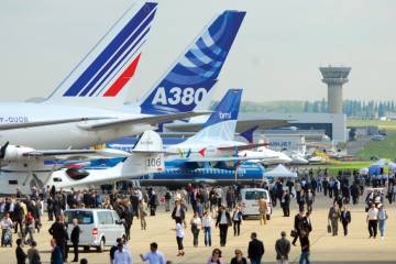 2011 looks like being a vintage year for the Paris Air Show. ...