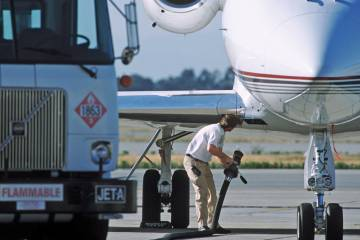 Speculators Driving Oil, and thus Jet-A, Prices Higher