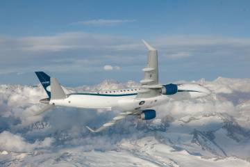 Embraer's Lineage 1000