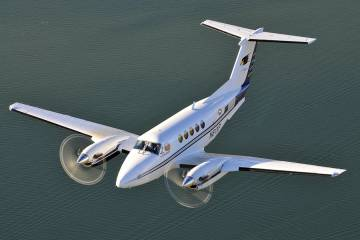 King Air twin turboprops