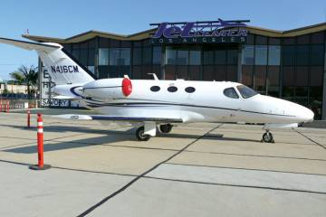 Jet Center Los Angeles says the airport distinguishes itself from others in the area by creating an environment to welcome business aviation.