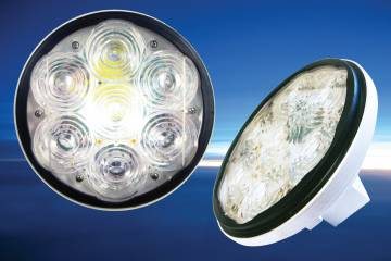 Alphabeam II LED landing lights are designed specifically for business aviation and have a calculated MTBF of 30,000 hours.