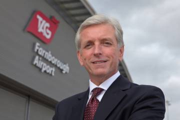 TAG Farnborough Airport, which is located to the southwest of London, plans to upgrade its facilities, with upscale office space, a dedicated customer entrance to the airport, additional passenger lounges and more.