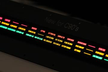 New annunciator lights for the C90 by Luma Technologies LLC