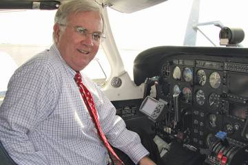 Aviation Attorney James Cooling