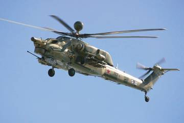 Mi-28NE Night Hunter