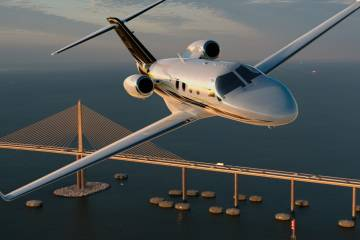 Cessna has achieved FAA certification for its new Citation M2 jet and deliveries began on December 23 (Photo:Cessna).