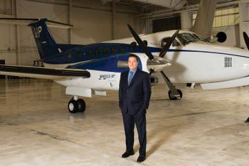 Wheels Up founder Kenny Dichter says the membership program will have a fleet of 27 Beechcraft King Air 350is by the end of this year, and up to 1,400 members.