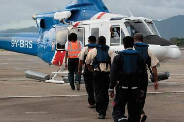 Bristow's purchase of Brazil's Lider positions it for significant growth in Brazil's burgeoning offshore oil and gas producing segment.
