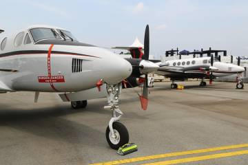 Beechcraft's King Air family is 50 years old but the twin turboprops still have plenty to offer a wide variety of operators.