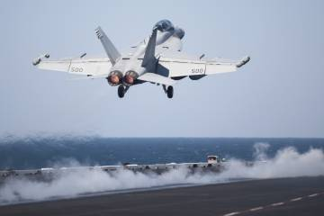 U.S. Navy EA-18G Growler