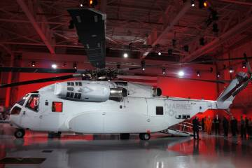 CH-53K rollout