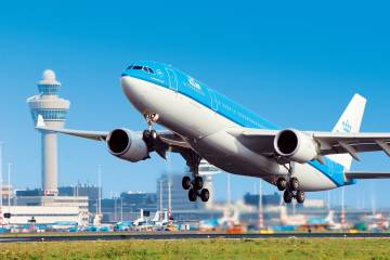 KLM Royal Dutch Airlines Airbus A330